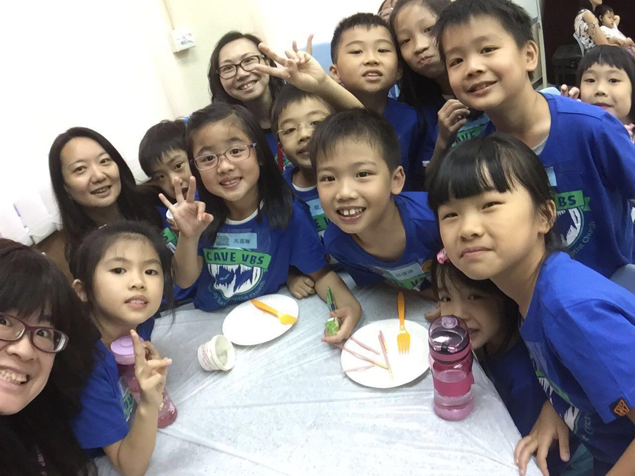 假期聖經班16