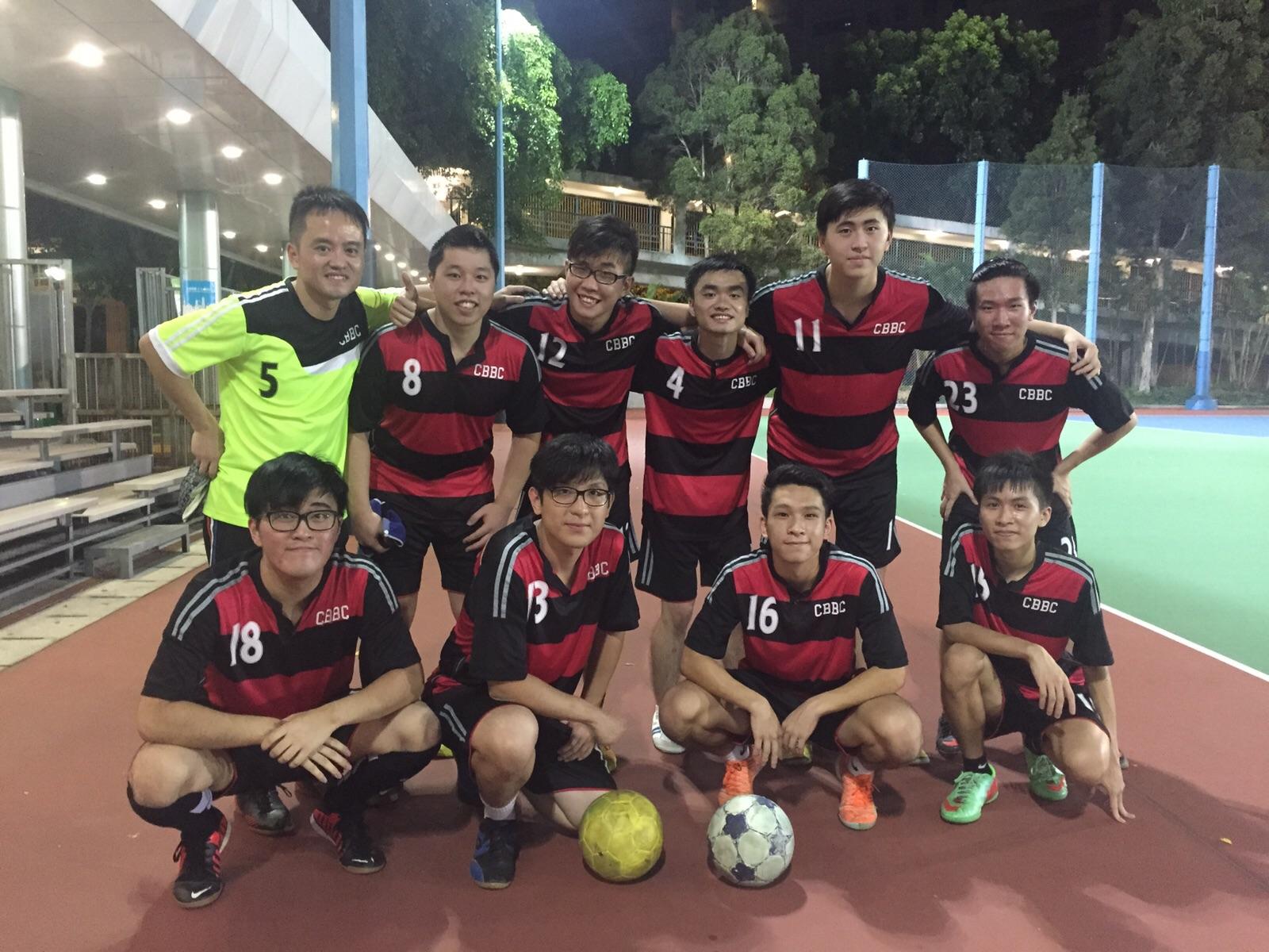青少年足球隊